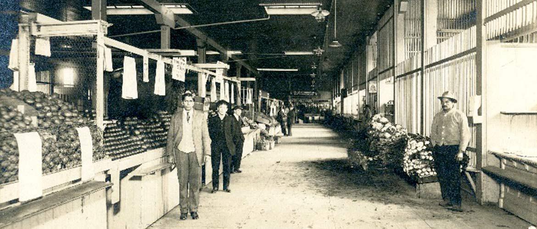 swans market history