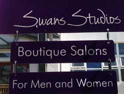 Swans Studios Boutique Salon